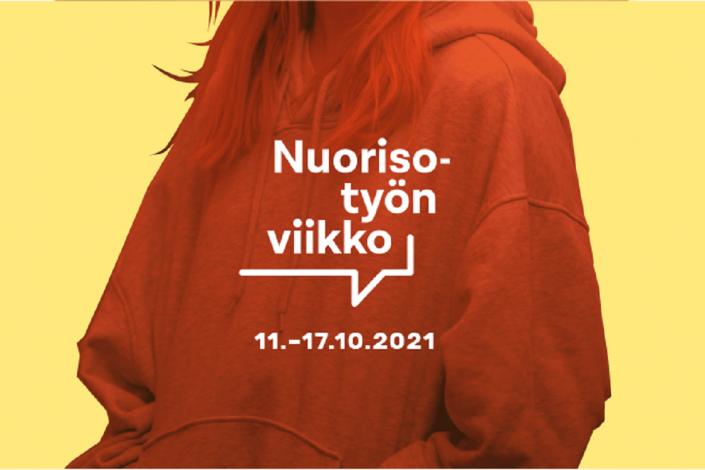 Nuorisotyön viikko - banneri